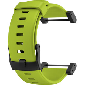 Suunto Core Bracelet de montre en silicone, crush lime
